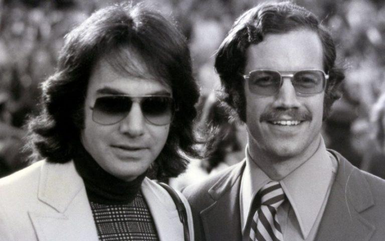 Neil Diamond with Dr. Bartner 1973