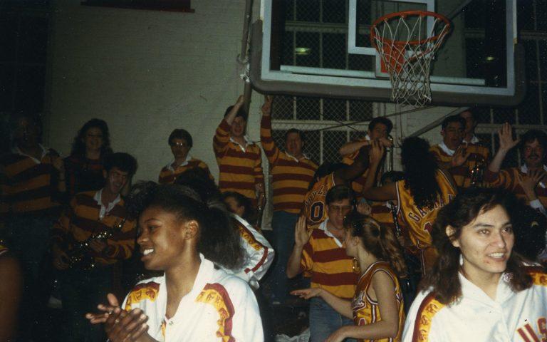 Womens Basketball 1989