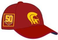 USC Merch Hat Cropped